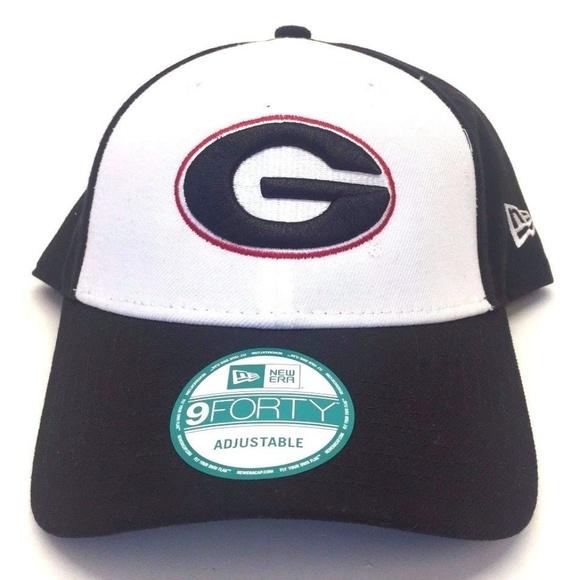 New Era Men s Georgia Bulldogs 9Forty Hat OSFA. M 5ab3e9529d20f00603f334ac ef0a7899cc4